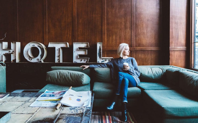 A Sweet Retreat: How Hotels are Wooing Women