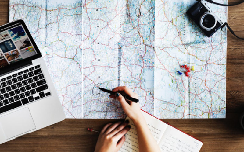 Escape Plan: How to Travel and Invest Like a Pro